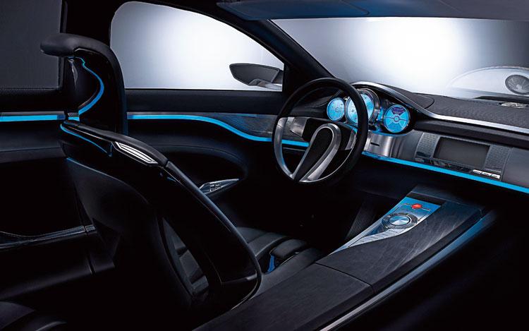 Alfa 166 Bmw 325i E36 Infiniti Essence Mclaren Slr